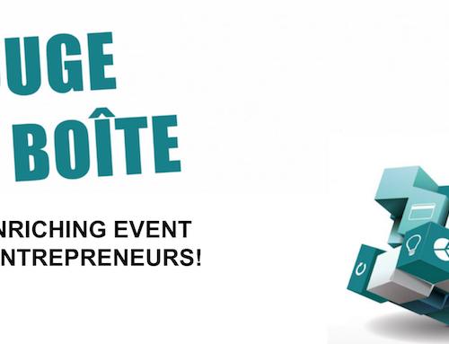 "Event ""Bouge ta Boîte"": Kizeo present at the Palais des Papes as an expert!"