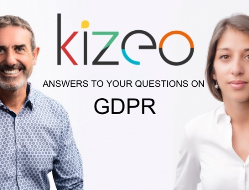 GDPR: The management at Kizeo leads the way!