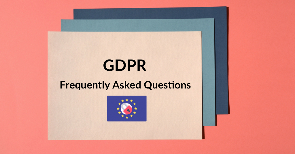 "GDPR ""Frequently Asked Questions"""