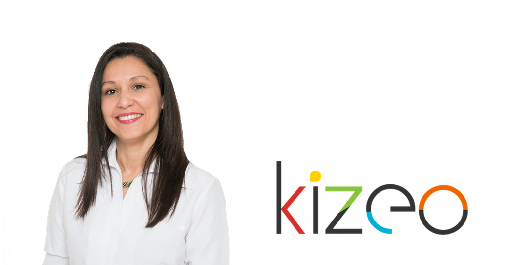 Let's meet Nadia, Administrative and Accounting Officer at Kizeo