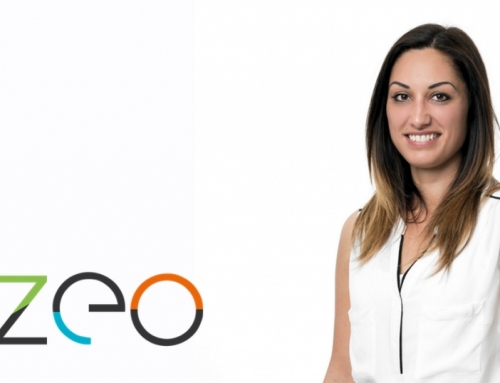 Let's meet Amanda, Marketing and Communication Manager at Kizeo