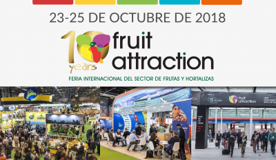 Kizeo participa en la feria Fruit Attraction