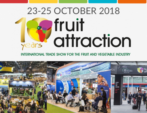 Kizeo is participating in the Fruit Attraction trade show from October 23 to 25, 2018 in Madrid