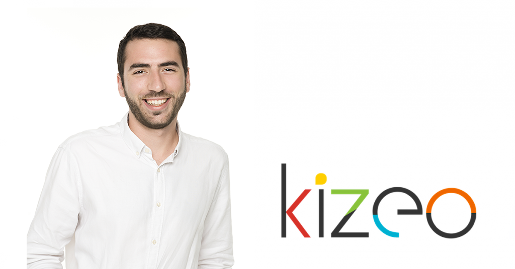 Let's meet Matthieu, Marketing and Communication Representative at Kizeo