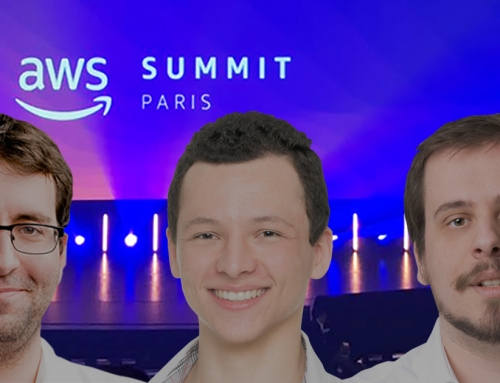 Our Developers attended the AWS Summit 2019 at Paris