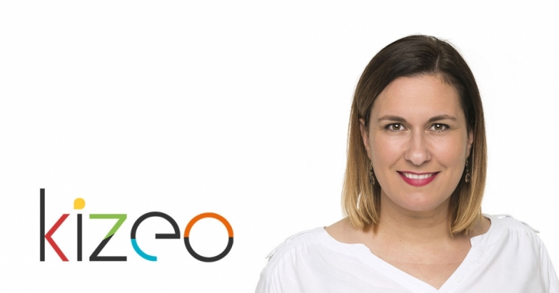 Adeline Lucarelli, Support Executive for the French speaking market at Kizeo